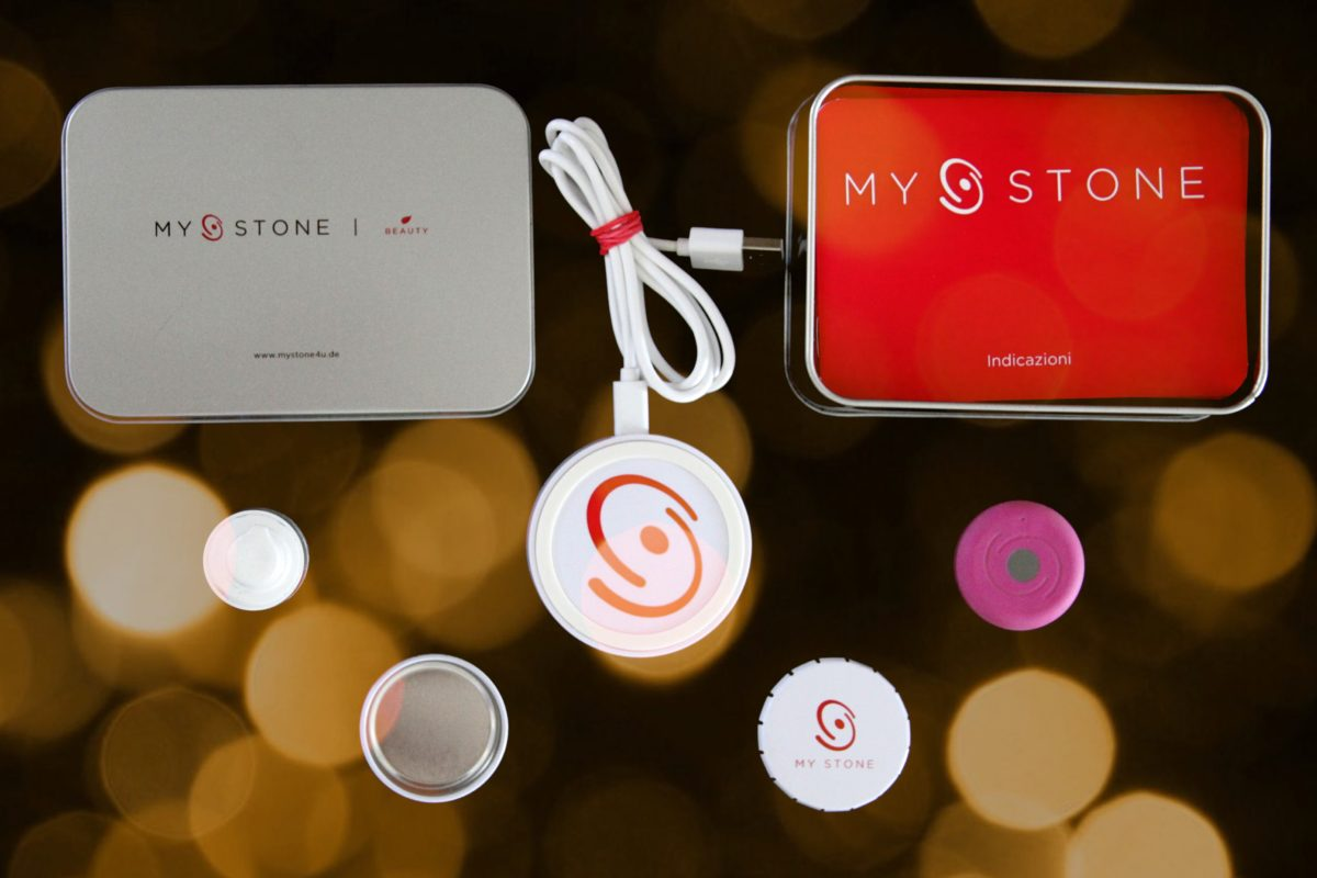 MyStone - Beauty, Sport and Health in one device